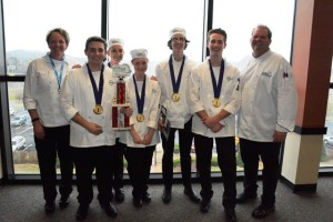 Arvin Education Culinary Winners 2017